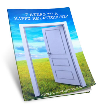 7 steps to a happy relationship eBook - Sophie Personne